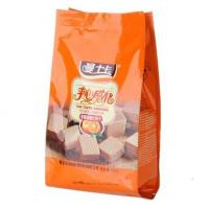 Custom Printing Food Packaging Plastic Bags For Cookie / Nut Manufactures