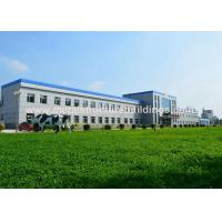 Commercial Fire Proof Prefabricated Steel Structures With A36 A572 Material Manufactures