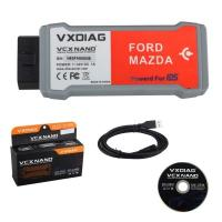 china OEM VXDIAG VCX NANO OBD2 interface for Ford and Mazda Manufactures