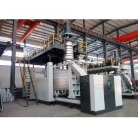 PLC Temperature Control Hdpe Blowing Machine5 Layers With Clamping Platen Manufactures