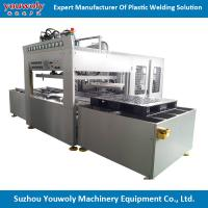 Full automatic computer precision hot plate welding machine spin welding machine ultrasonic welding machine Manufactures