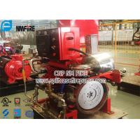 DeMaas Brand Fire Pump Diesel Engine For Firefighting , Pumping Set Diesel Engine Manufactures