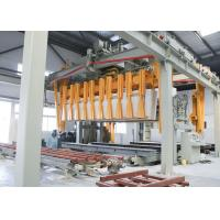 Autoclaved Aerated Concrete AAC Block Cutting Machine For Fly Ash Manufactures