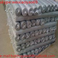 supply Galvanized Window Screen/Fly Wire Mesh/ Aluminum Window Screen/ Aluminum Mosquito/aluminum mesh for window Manufactures