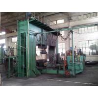 Professional Tank Head Spinning Machine For Pressure Vessel / CNC Metal Spinning Manufactures