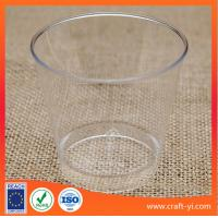 ice cream cone plastic cups hard plastic  in transparent colour Manufactures
