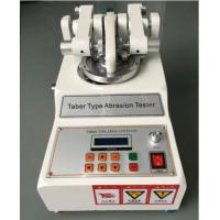 Taber Abrasion Tester ASTM D7255 Leather Rotary Abraser For Wear Test for sale