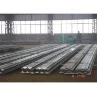 Light Railway Track Material Steel 18kg/M Weigh Scientific Design JH40 Manufactures