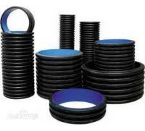 Black HDPE Underground Electrical Conduit Plastic Pipe Low Temperature Resistance Manufactures