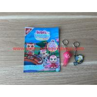 Composite Packaging Plastic Bags For Children 'S Toys  ,  Cartoon  ,  Gift