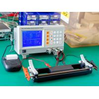 China Eddy Current Metal Testing Equipment Fully Automatic Instrument Simple Operation on sale