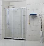 Framed Sliding Shower Door  (YTP-003) Manufactures