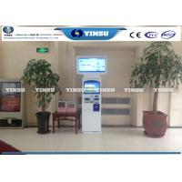 Payment Kiosk Machine / Airport Self Service Kiosk Terminal Optional Color Manufactures