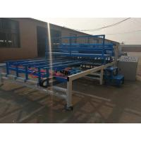 Automatic Feeding Welded  Mesh Panel Welding Equipment For Mesh 50x200mm Manufactures
