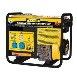 Diesel Generator Kdg5000 (3)CL(E) Manufactures