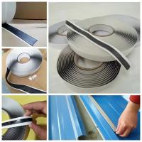 China self adhesive or double sided adhesive Roof seal tape  designed to quickly easily and permanently repair any leak for sale