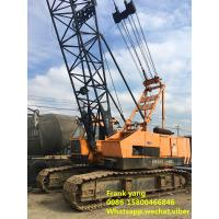 360 Degree Span Used Cranes 50000 Kgs Max Lifting Load With New Battery Manufactures