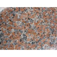 Buy cheap Polished G562 Maple Red Granite Exterior Stair Design Stair Tread Non Slip from wholesalers