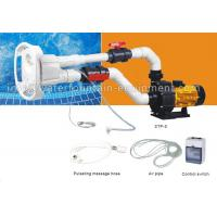 Swimming Training Self Priming Pool Pumps For Above Ground Pools IP55 Protection Manufactures