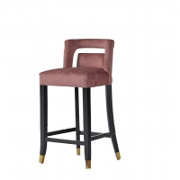 China No Inflatable European Style Nordic Modern Bar Chair on sale