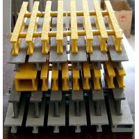 China FRP Grating Bunnings,Fiberglass(FRP,GRP) Pultruded Gratings,Grates Anti-cross ion, ASTM standard on sale