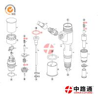 diesel fuel injection system common rail bosch  0 445 120 078 apply to FAW Truck J5、J6 Manufactures