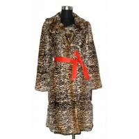China Printing Rabbit Fur Coat on sale