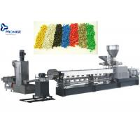 Twin Screw Parallel Pelletizer Line PET Bottle Flake Recycling Granulating Machine Manufactures