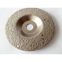 China Smooth Cutting Diamond 9 Inch Concrete Grinding Wheel / Abrasive Cutting Wheel on sale