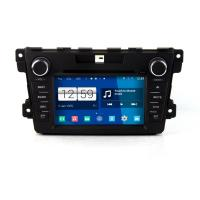 China 7 2DIN android 4.4.4 car DVD GPS navigation HD 1024*600 for MAZDA CX-7 with WIFI 4G mirror link 4 core CPU on sale