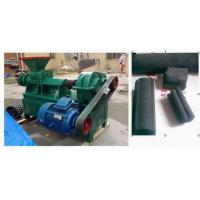 China Charcoal Briquette Extruder Machine 0086-15838257928 on sale