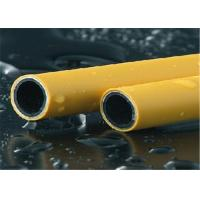 Recyclable PPR Fiberglass Composite Pipe Furring Resistance For Cold / Hot Water Supply Manufactures