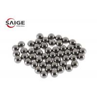7 / 32 '' 5.556mm G100 Round Steel Balls , Bright Surface Bulk Steel Balls Manufactures