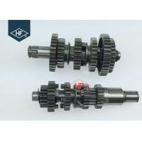 Balance CG125 Spare Parts Engine Gear Main / Counter Shaft Assembly OEM Service Manufactures