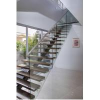 Modern frameless glass railing design stair glass railing prices Manufactures