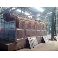 Automatic Combustion Oil Fired Steam Boiler For Chemical Industrial And Construction Manufactures