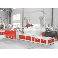 PVC Vinyl Floor Panel Production Line Rigid Cord Safety Skid Resistance Manufactures