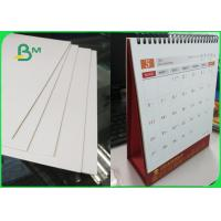 White Ivory Cardboard Paper Roll 300 350 400GSM / C1S SBS Paperboard Coated Ivory Board Manufactures