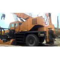 KR500 KATO Used Rough Terrain Crane 50 Ton Made in japan Manufactures