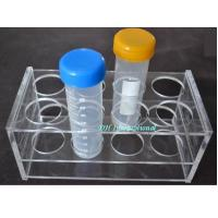 China Perspex Display Stand Organizer for Bottles on sale