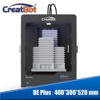 Quality 350W Gross Power CreatBot 3D Printer 3d Digital Printing Machine 3.0mm Filament for sale