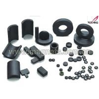 China Sintered Hard Ferrite Magnet on sale