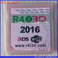 r4i3d 2016 R4i3DS 3DS game card Manufactures