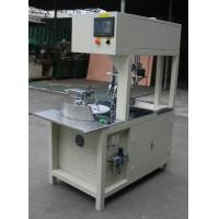 Stable Automatic Wire Coil Winding Machine 1100 - 1300 Pcs / Hour Easy Operation for sale
