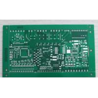 4 layers FR-4 HASL LF 0.5oz 1.5mm green soldmask with blind via multilayer PCB Manufactures