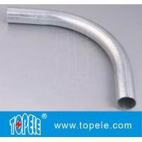 1/2 - in Pre-galvanized Steel Pipe Elbow EMT Conduit And Fittings welded/Stainless Steel Elbow Manufactures
