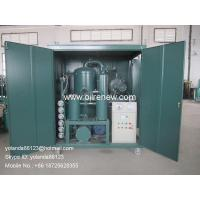 with Closed Doors 9000LPH Electric Insulating Oil Purifier Machine for Onsite Transformer Oil Maintenance Manufactures