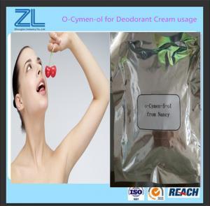 Medicinal Deodorant Cream Cosmetic Raw Materials o-Cymen-5-ol cas3228-02-2 Manufactures
