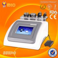 Alibaba wholesale!professionalSlimming Beauty with RF+Vacuum+Cavitation & Multipolar RF Manufactures