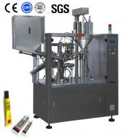 NF-100A Automatic Tube Filling and Sealing Machine Manufactures